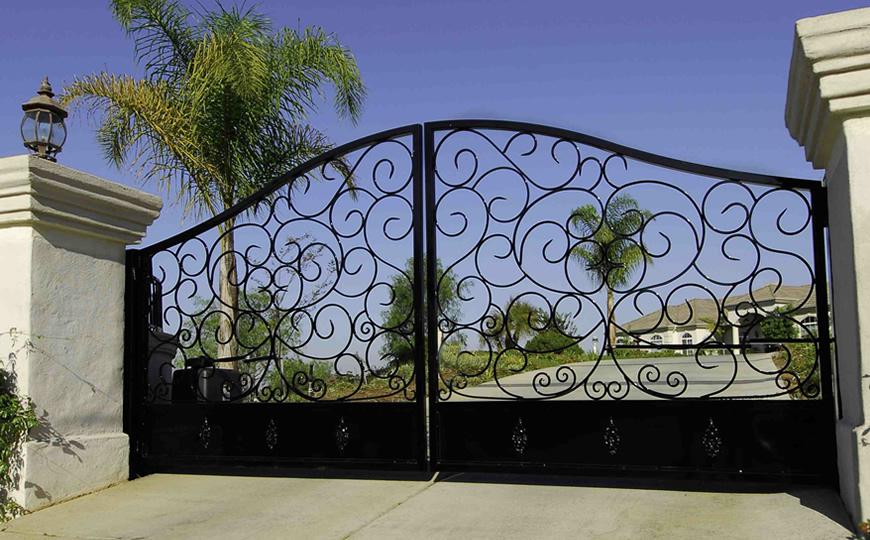 Swing Gates Irvine CA